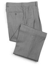 Performance Pleated Pants