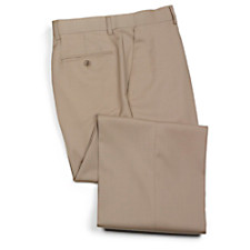 Performance Flat Front Pants