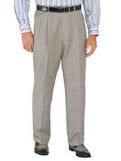 Featherbone Pure Wool Pleated Pants