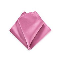 Silk Satin Solid Pocket Square