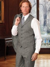 Wool Donegal Three Piece Suit