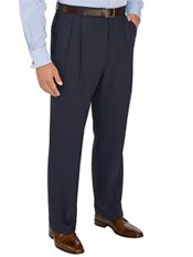 100% Wool Pleated Suit Separate Pant