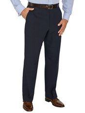 100% Wool Flat Front Suit Separate Pant