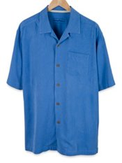Tommy Bahama® Tiki Palms Camp Shirt
