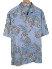 Tommy Bahama® Spanish Town Paisley Camp Shirt