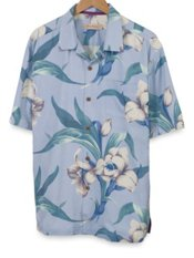 Tommy Bahama® The Grand Floralscape Camp Shirt
