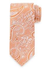 Pailsey Woven Silk Tie