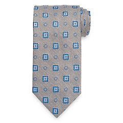 History of 1920s Mens Ties, Neckties, Bowties Medallion Tie $25.00 AT vintagedancer.com