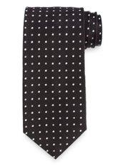 Dots Woven Silk Tie