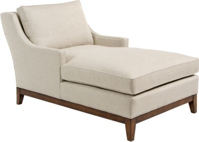 Upholstered Chair And Ottoman pearson furniture