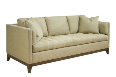 Anna Sofa With Buttoned Seat : 2378 10