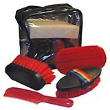 6 Piece Grooming Kit with Bag
