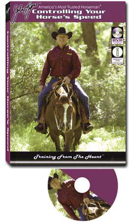 Controlling Your Horses Speed DVD