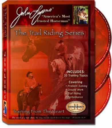 Trail Riding Series-3 Dvd Set