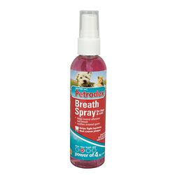 Dog Bad Breath Water Additive Canada