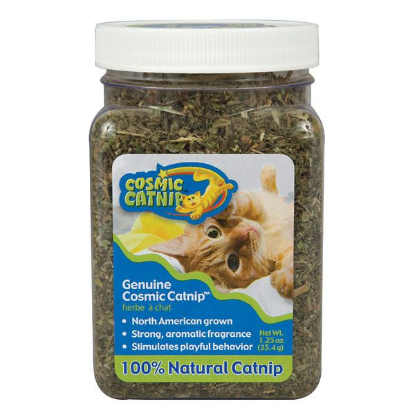 Image of Cosmic Catnip 100 Percent Natural Catnip