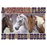 A Cowgirls Place TShirt