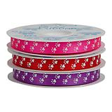 Paw Prints Printed Grooming Ribbon