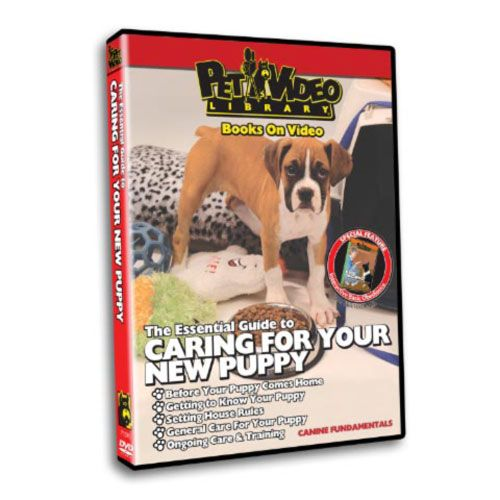 Caring For Your Pet DVD Puppy