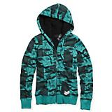 Fox Mishap Sherpa Lined Girls Hoody