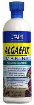 Aquarium Pharma Algaefix Marine Supplement 8 oz