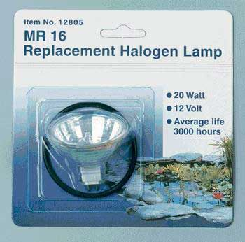 Pondmaster Halogen Light Replacement Bulb