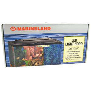 Marineland LED Aquarium Hood 30x12