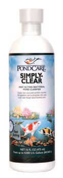 API PondCare Simply Clear Clarifier 16 Oz