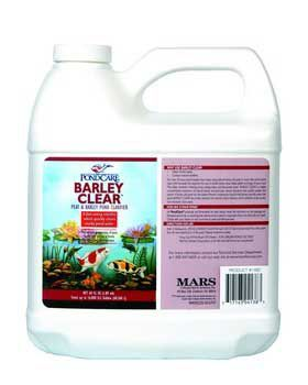 API PondCare Barley Clear Pond Clarifier 64 Oz