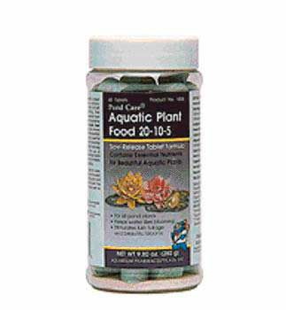 API Pondcare Plant Food Tablets