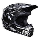 Fox V2 Motor City Helmet 2010