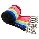 Rainbow Nylon Puppy Lead