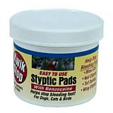 Kwik Stop Styptic Pads for Pets