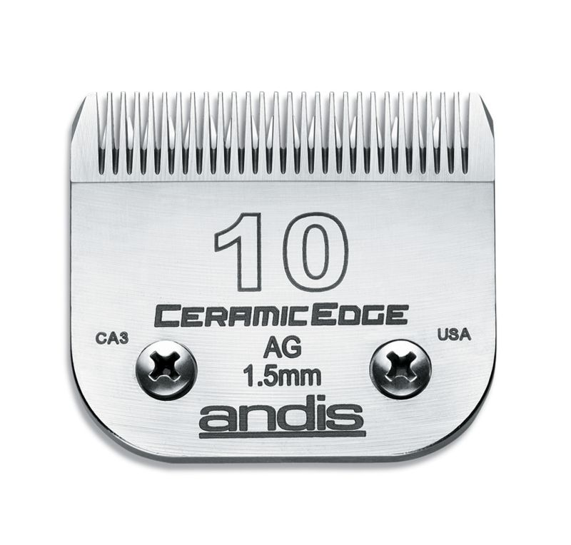 Andis CeramicEdge Clipper Blade 10