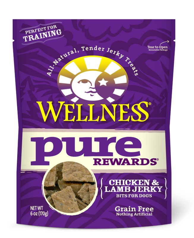 Pure Rewards Jerky Dog Treat Chicken and Lamb Best Price