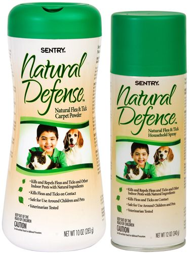 Sentry Natural Defense Household Powder 10 oz