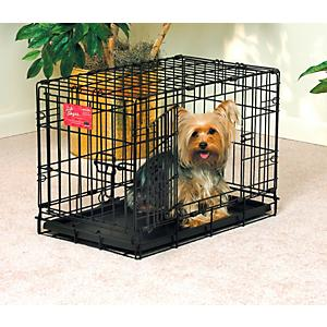 Midwest Life-Stages Double Door Dog Crate