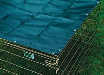 MidWest Dog Kennel Top Wire Mesh Top
