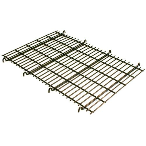 Therapet Dog Crate Floor Grate Black 36 Inch