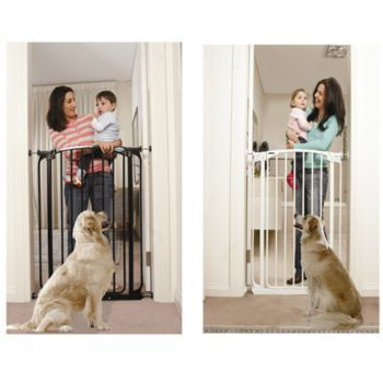 Extra Tall Swing Closed Security Gate White Best Price
