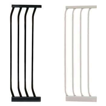 Security Gate Extension 7in Black Best Price
