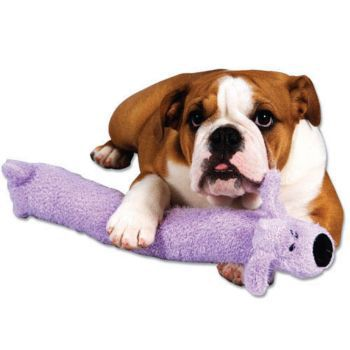 Loofa Dog Assorted Colors Jumbo 24 Inch
