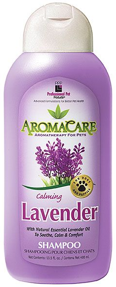 AromaCare Calming Lavender Dog Shampoo 1 Gallon