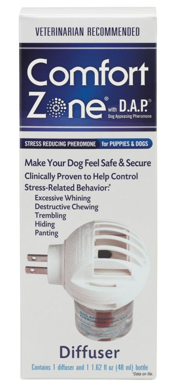 Comfort Zone with D.A.P. Stress Reducer Diffuser