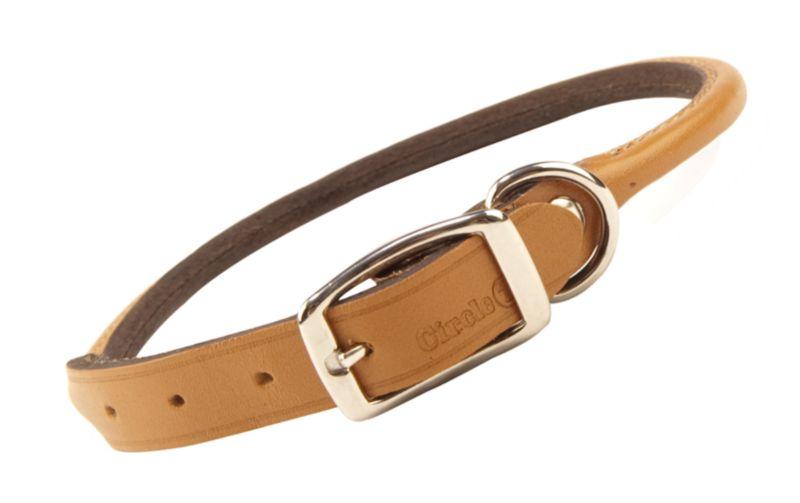 rolled oak collar