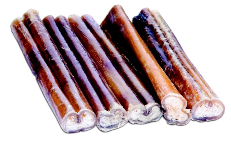 Bully Sticks by the Case 5 Inch