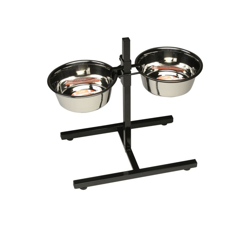 Adjustable Height Double Diner 2 Quart