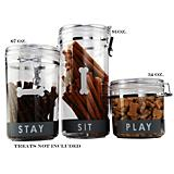 Petmate Treat Jar