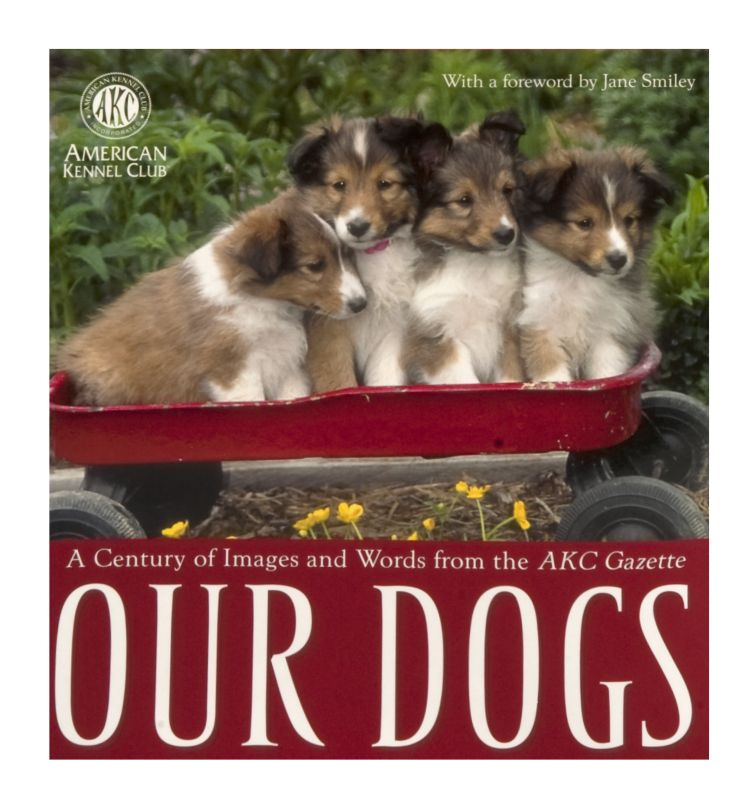 AKC Our Dogs Book Images & Words fm AKC Gazette