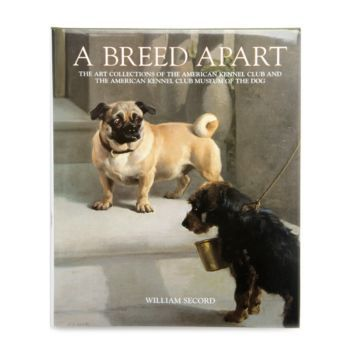 AKC A Breed Apart Art Collection Book